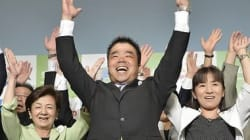 일, 여당 추천 후보 낙선으로 아베 정권