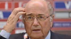 Sepp Blatter: alles nicht sein
