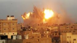 Vu du Sénat: Gaza à