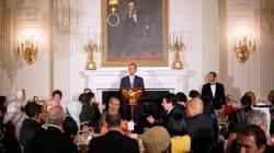 Obama, Gaza, l'Iftar et