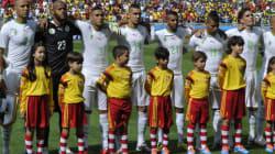 Les joueurs de l'EN et la FAF font don de 10 millions de dinars aux enfants de
