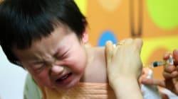 5월부터 영유아 'A형간염 백신'이