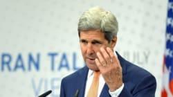 Enregistré à son insu, John Kerry s'énerve de la politique