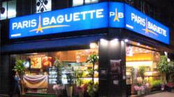 파리바게뜨, 파리로