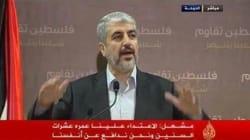 Gaza: Pas de cessez-le-feu avant la levée du blocus israélien, a annoncé le chef du