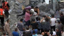 Gaza en trêve découvre la désolation et la