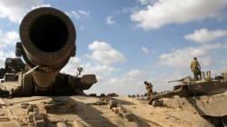 Gaza: La trêve vole en