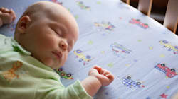 Why Your Baby Will NEVER Sleep Through The