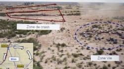 Crash du vol AH5017 au Mali: Un scénario de l'accident escompté