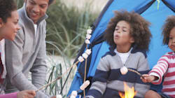 Camping - The Fantasy vs The