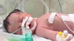 Shaima, la miraculée, est morte au 6ème jour: Gaza est