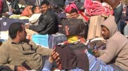 Tunisie: Ras Jedir en