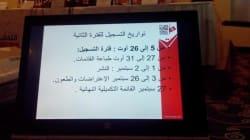 Tunisie: Ceux qui s'inscriront en août ne pourront pas être candidats aux