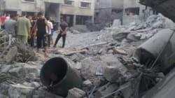 Gaza : Le Hamas n'a pas été mis à