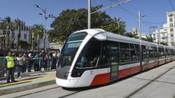 Le tramway d'Oran en