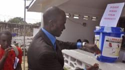 西아프리카국가들, 에볼라 진원지 격리구역