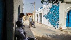 Quand le Street Art recouvre les murs de Djerba