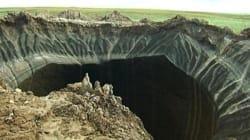 시베리아 구멍의 비밀,