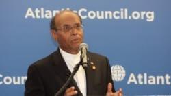 Moncef Marzouki demande aux Etats-Unis de donner 12 hélicoptères à la