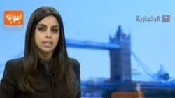 Une présentatrice provoque l'indignation en apparaissant sans voile à la TV