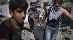 Gaza : Crimes de guerre à