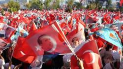 Les Turcs votent, Erdogan clame que l'heure