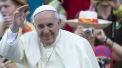 프란치스코 교황에 왜