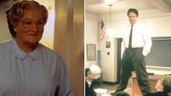 La carrière de Robin Williams en 12