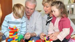 Woran man erkennt, dass in einem Haushalt Großeltern