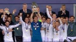 Le Real Madrid remporte la super-coupe d'Europe 2 à