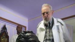 Fidel Castro fête son 88e