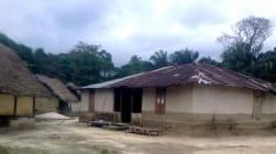 Dans un village du Liberia, des malades d'Ebola emmurés vivants, sans nourriture ni