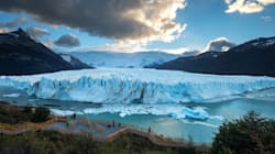 녹아내리는 빙하, 인간