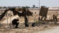 Des tirs de roquettes de Gaza vers Israël interrompent la