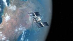 우주정거장 표면에서 발견된 플랑크톤은