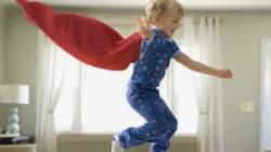 Warum sensible Kinder in Wahrheit Superhelden