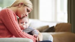 Breastfeeding Halves Your Chances of Post Natal