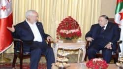 Ghannouchi chez Bouteflika: Alger et Tunis contre l'intervention étrangère en
