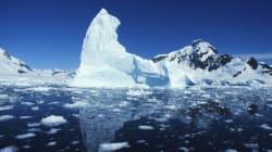 지구에서 가장 큰 빙상이 관측이래 가장 빠른 속도로 녹고
