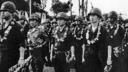 월남전 참전용사 파병 44년만에 국가유공자