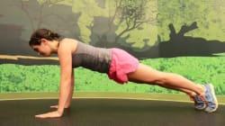 최고의 근육운동 팔굽혀펴기 4가지