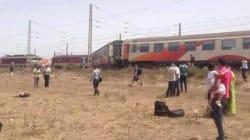 Maroc: Grave collision entre deux trains à