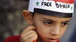 Plus de trois millions de Syriens forcés de fuir depuis