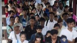 La Birmanie découvre qu'elle a neuf millions d'habitants de moins que prévu