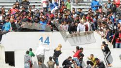 Violences dans les stades de football: 673 blessés durant la saison
