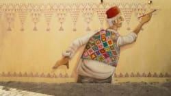 Djerbahood: Quand le street-art réveille une bourgade tunisienne