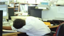 Slumped Over Your Desk? You and Everyone