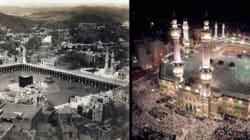 Pèlerinage : les incroyables changements de La Mecque depuis 1920 (IMAGES