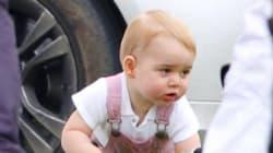 Η συναισθηματική σύγχυση του πρίγκιπα George όταν έμαθε πως θα αποκτήσει