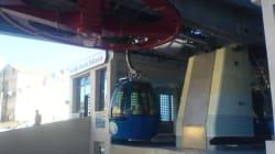 Alger : Le téléphérique Oued Koriche - Bouzaréah opérationnel dès le 15